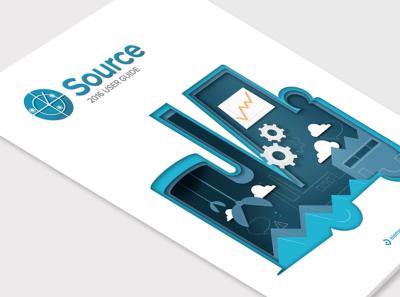 Papercraft Cover Design