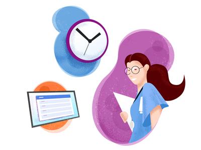 Healthcare Illustrations