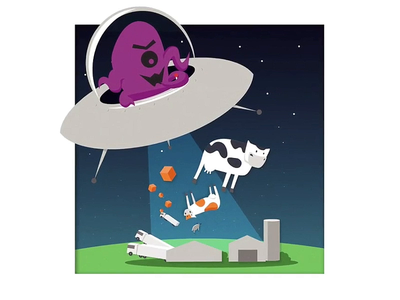Supply Chain Happens: Mars Attacks!