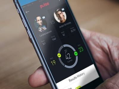 Pulse Play: the perfect wearable for racket sports' sport racket mobile app score tennis
