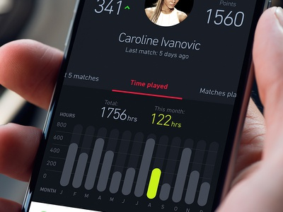 Pulse Play: the perfect wearable for racket sports' tennis score mobile racket app sport