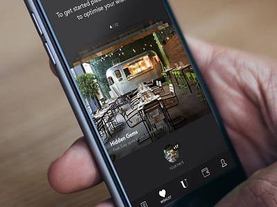 Uncover Wishlist pay apple pay applepay app restaurant menu menu app menu