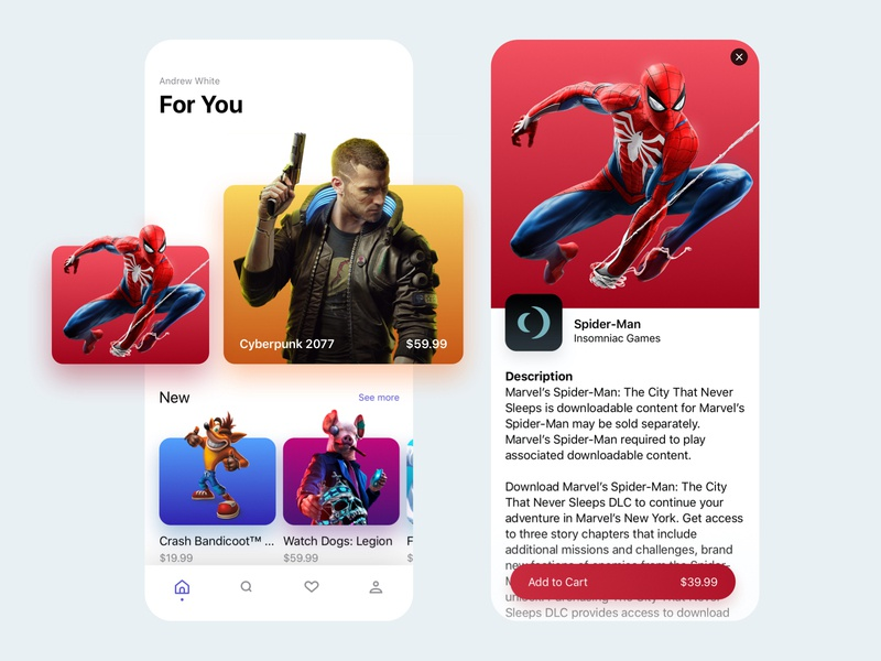 PlayStation Store Mobile App