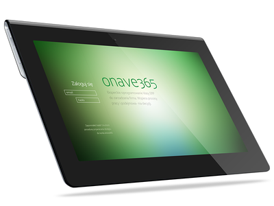enova365 - modern UI application