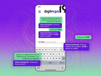 DigitExpo app minimal expo mobile ios application app