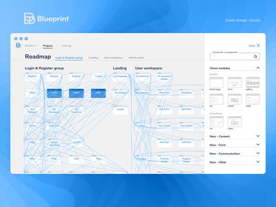 Flow Blueprint - Site Roadmap