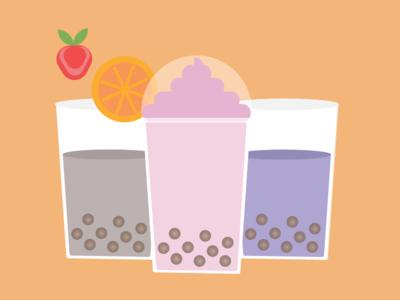 Boba/Bubble Tea