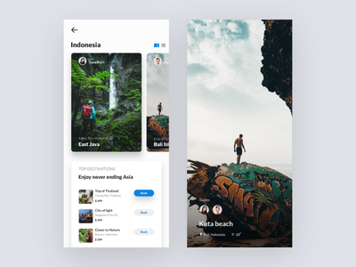 Guide Booking App