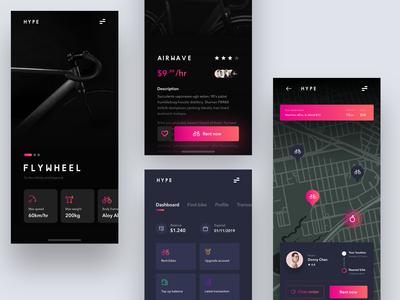 Bike Rent App - #VisualExploration