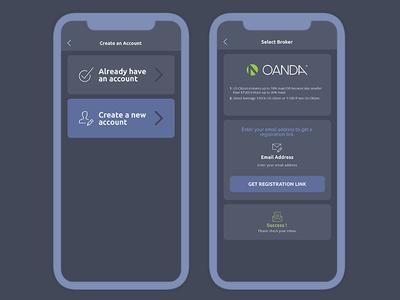 Forex App UI