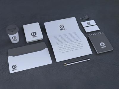 MEA - Concept Branding Materials Design