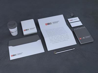 MEA Branding Materials Design