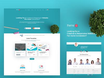 Feature Page   Themea.Com html theme theme digital marketing