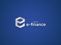 Logotype e-finance