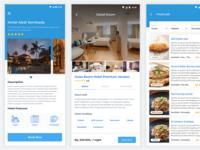 Hotel Abdi UI App Inspiration