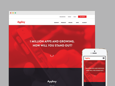 Home Page Experiments