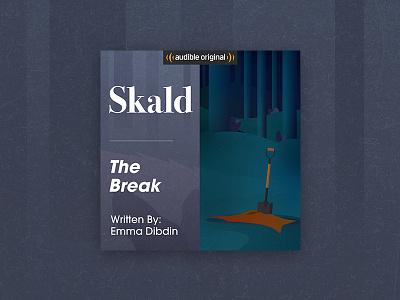 Short Stories: Skald audiobook crime skald