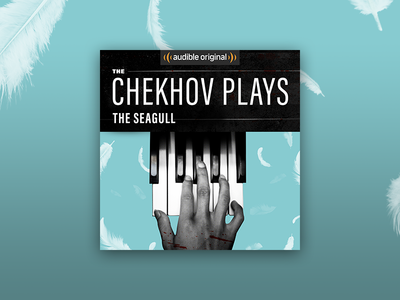 Chekhov Plays podcast audio book cover cover theater audiobook