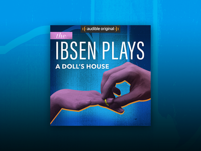 Ibsen Plays podcast audio book cover theater cover audiobook