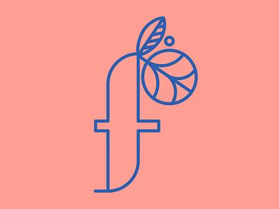 Unused Flowershop Mark mark vector