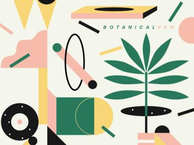 Botanical Van