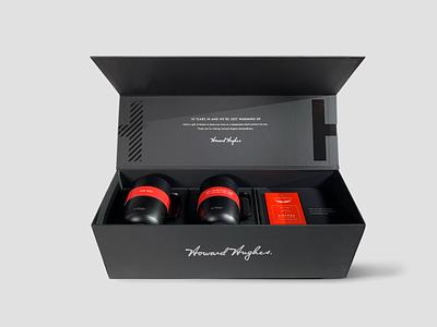 Howard Hughes 10 Year Anniversary Box spire b2b packaging design branding dallas