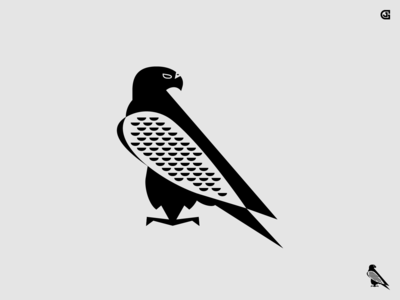 Gyrfalcon Logomark