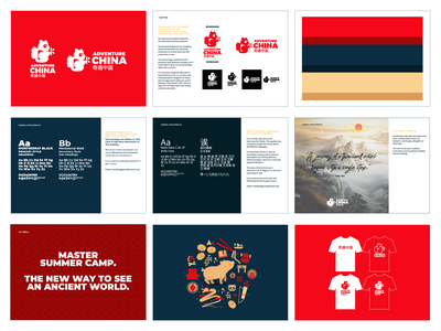 Adventure China Brand Style Guide