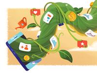 5 Reasons Why Startups Should Invest in Mobile App Design design web ui ux article web design blog illustration fireart studio fireart