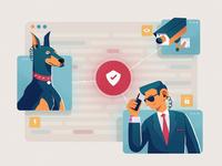 The Best Node.js Security Practices design news web ui ux web design blog illustration fireart studio fireart