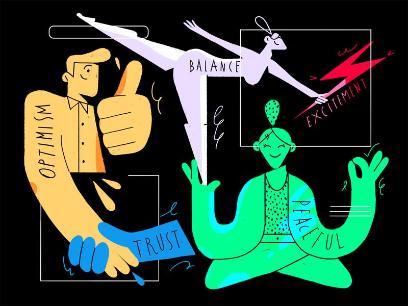 Psychology In Web Design design article blog web ui ux web design illustration fireart studio fireart