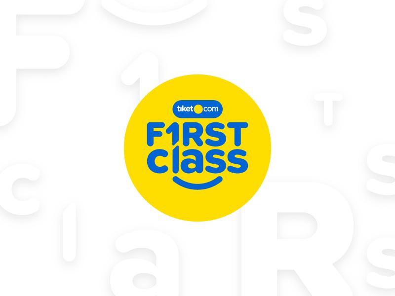 tiket.com - First Class Logo Design branding logodesign graphic design