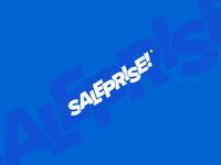 Saleprise! logo