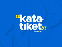 katatiket logo design