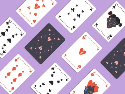 ∞ Playing cards ∞