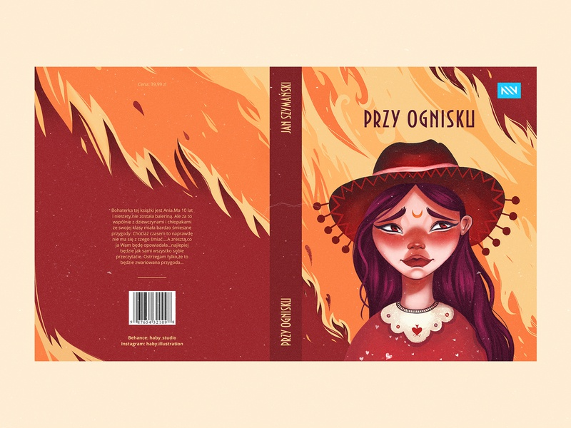 Near the Fire colors art animation motion haby illustration agency illustration art director design illustration art cover illustration cover book invite invitation book design character animation character children book illustration children illustration childbook characters illustration
