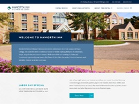 Haworth inn home page