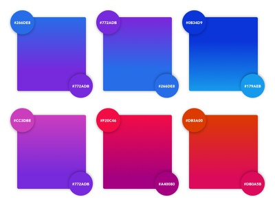 ADA Compliant Gradient Color Palette palette ada compliant accessibility color contrast gradient michigan grand rapids wcag ada compliance color palette color accessible