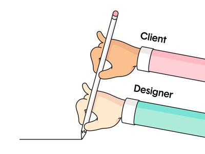 Client & the Designer