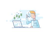 Sales Managing