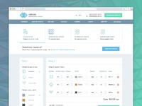Web interface big