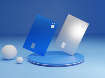 Credit Cards crypto banking banking app bank card bank app reflection bank motion design blender3d blue credit cards credit card 3d animat design effects animation ux ui