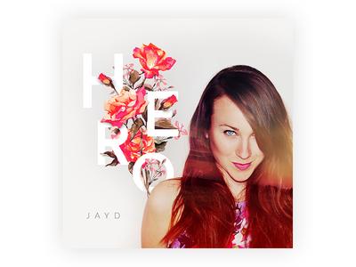 Single cover - JaYd Hero cover single music