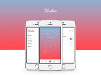 Clicker X - Simple iPhone App