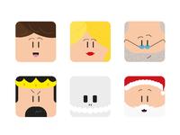 Full characters