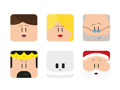 Character Icons [WIP]