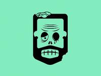 JMB Zombie Logotype/Blog