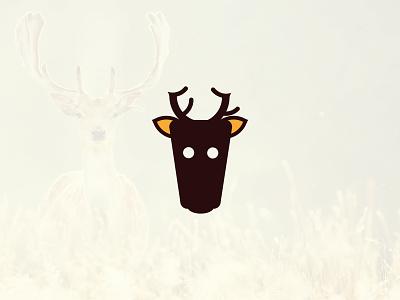 Deer Logo animal animal logo professional