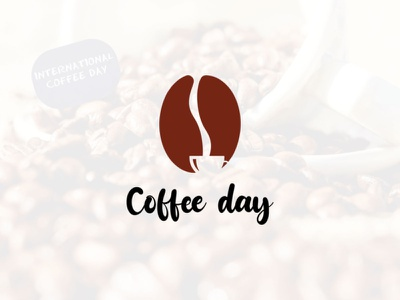 Coffee day Logo day logo coffee logo week best logo designer logo branding brand identity