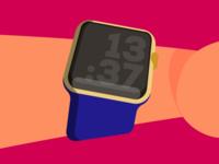 Its a watch